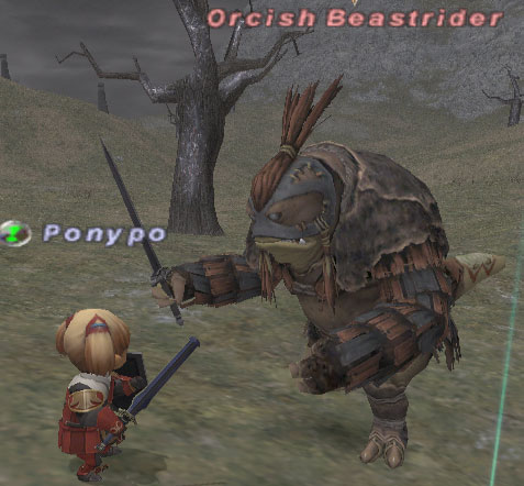 Orcish Beastrider Picture