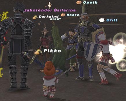 Sabotender Bailarina :: Bestiary :: Final Fantasy XI :: ZAM