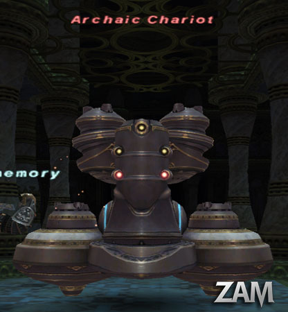 Archaic Chariot Picture