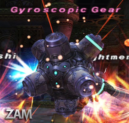 Gyroscopic Gear Picture