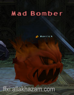 Mad Bomber Picture