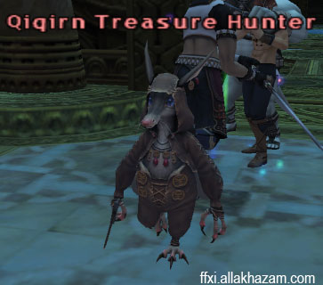 Qiqirn Treasure Hunter Picture