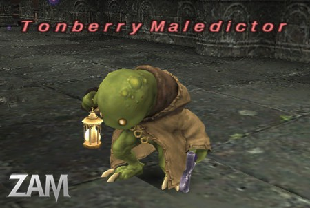 Tonberry Maledictor Picture