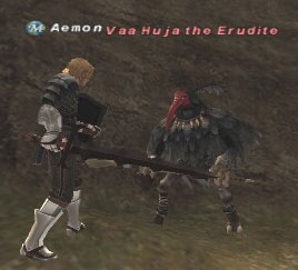 Vaa Huja The Erudite Bestiary Final Fantasy Xi Zam