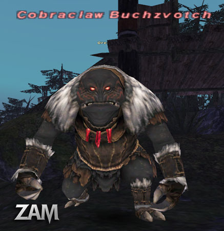 Cobraclaw Buchzvotch Picture