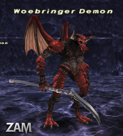 Woebringer Demon Picture