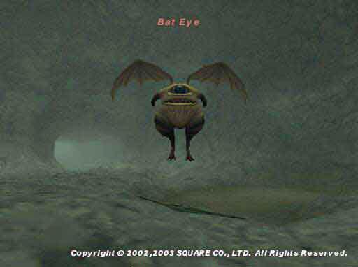 Bat Eye :: Bestiary :: Final Fantasy XI :: ZAM