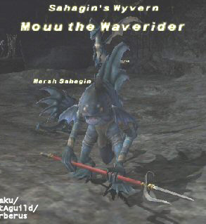 Mouu the Waverider Picture