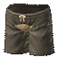 Hempen Shorts (Brown)