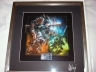 BlizzCon art signed by Wei Wang.