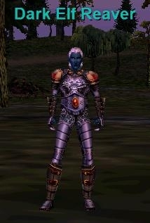 Dark Elf Reaver :: Bestiary :: EverQuest :: ZAM