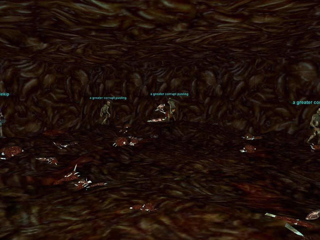Ruins of Lxanvom [TBM] :: Zones :: EverQuest :: ZAM