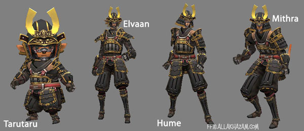 Laviente (Giant 16-player snake thing) female armor is ...