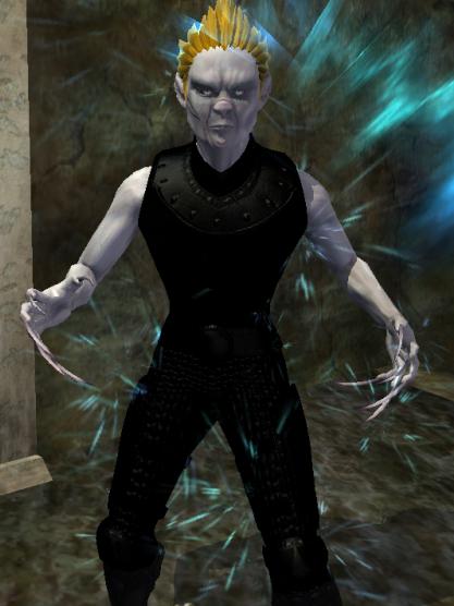 a Freeblood savage :: EverQuest :: ZAM