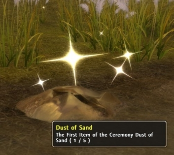 Dust of Sand