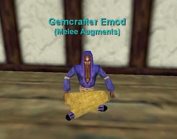 Gemcrafter Emod :: Bestiary :: EverQuest :: ZAM