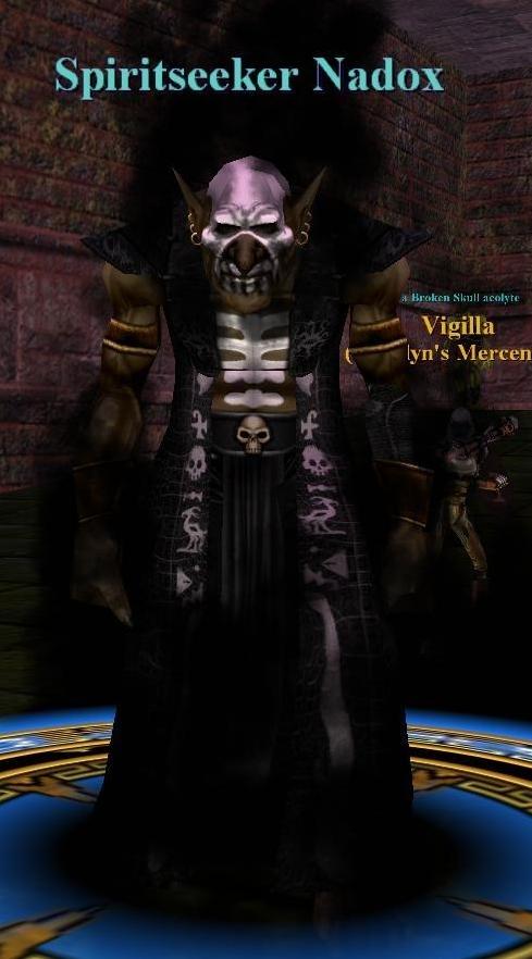 Spiritseeker Nadox :: Bestiary :: EverQuest :: ZAM