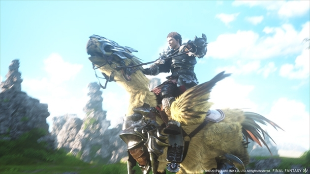 FFXIV ARR: Jack of all trades, master of all :: Final Fantasy XIV