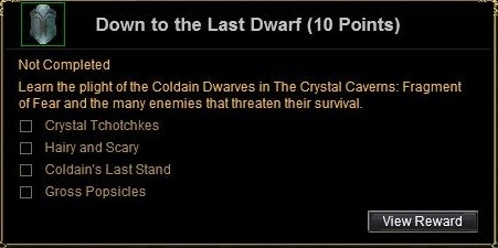 down to the last dwarf