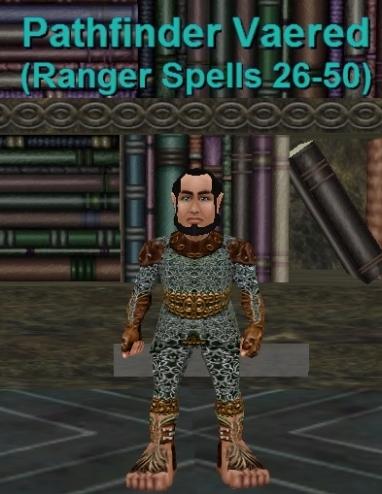 Pathfinder Vaered :: Bestiary :: EverQuest :: ZAM