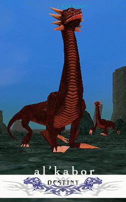 a guardian wurm :: Bestiary :: EverQuest :: ZAM