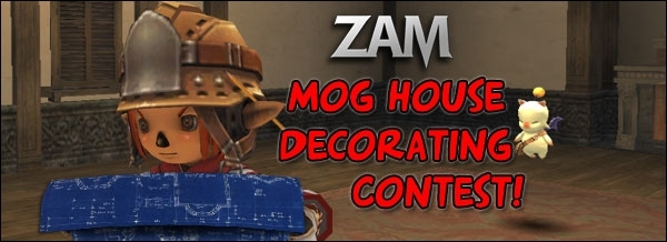 2010 Mog House Decorating Contest :: Wiki :: Final Fantasy