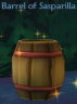 Barrel of Sasparilla