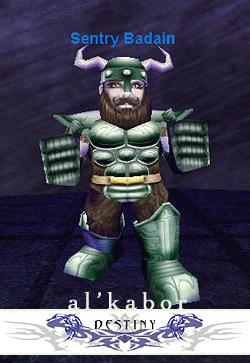 Sentry Badain :: Bestiary :: EverQuest :: ZAM