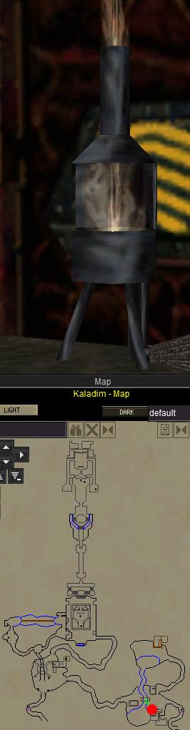 Forge #1 (North Kaladim) :: Bestiary :: EverQuest :: ZAM