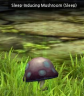 Sleep-Inducing Mushroom