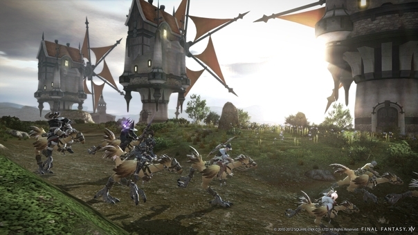 Final Fantasy XIV: Interview with the Producer :: Final