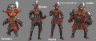 The Duelist set on males (click to enlarge).