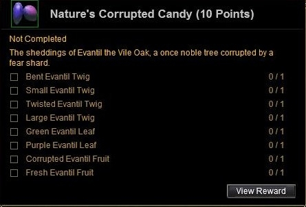 nature's corrupted candy