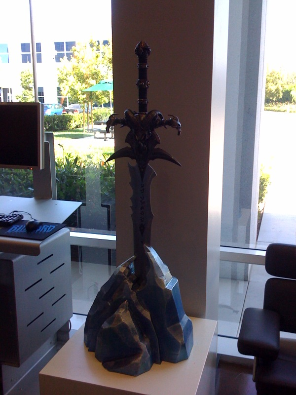 Malgayne and Sko @ Blizzard HQ