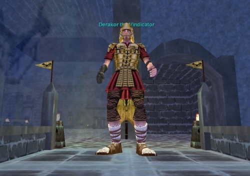 Derakor The Vindicator Bestiary EverQuest ZAM
