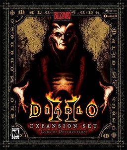 Cover art from Diablo II: Lord of Destruction