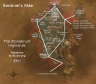 POI Map of Stonebrunt Highlands