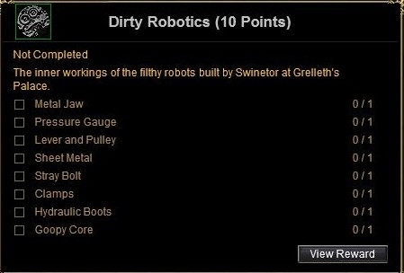 dirty robotics