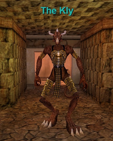 The Kly :: Bestiary :: EverQuest :: ZAM
