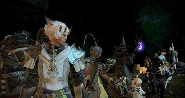 7f6246e50e9311a8185171a4f13e0b8e In love with you at the first glance : Final Fantasy XIV