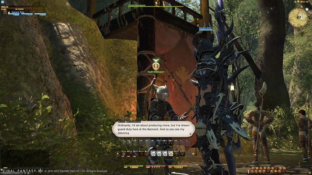 8a4e007b7a55cc5e9e069706e2eb2137 In love with you at the first glance : Final Fantasy XIV