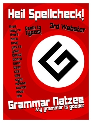 Image lifted from Grammar Nazi page at TVTropes