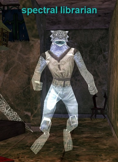 spectral librarian :: Bestiary :: EverQuest :: ZAM