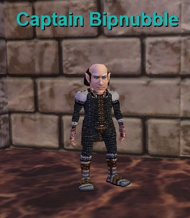 Captain Bipnubble :: Bestiary :: EverQuest :: ZAM