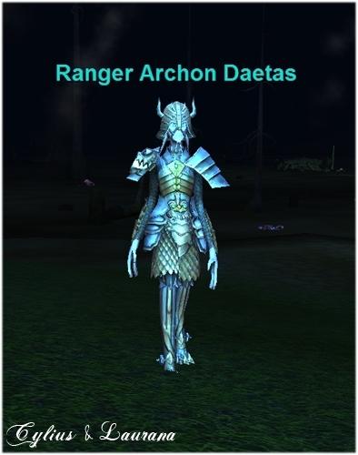 Ranger Archon Daetas :: Bestiary :: EverQuest :: ZAM
