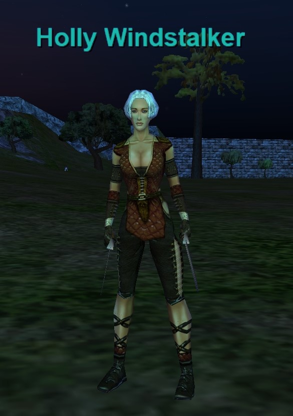 Holly Windstalker :: Bestiary :: EverQuest :: ZAM
