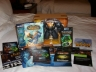 The goody bag with exclusive Raynor figure.