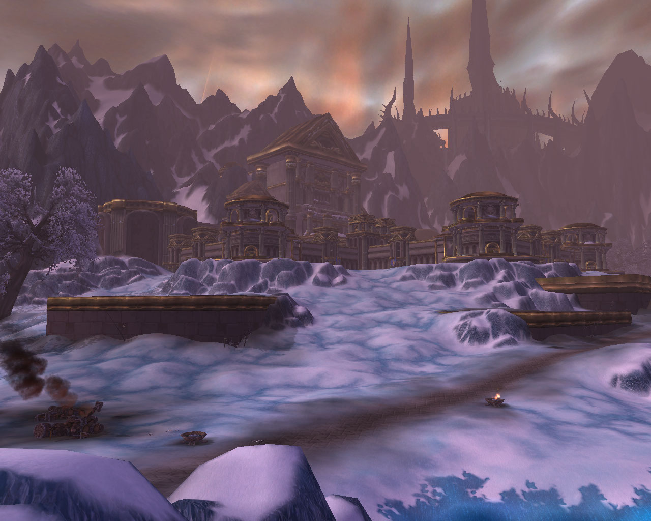Wintergrasp Fortress
