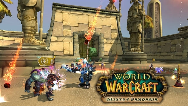 WoW Mists of Pandaria PvP Update