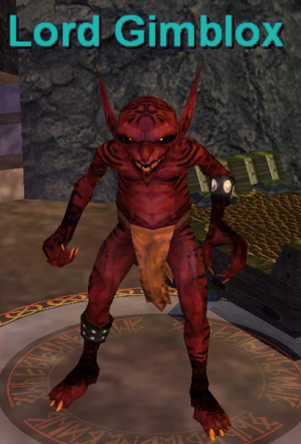 Lord Gimblox :: Bestiary :: EverQuest :: ZAM